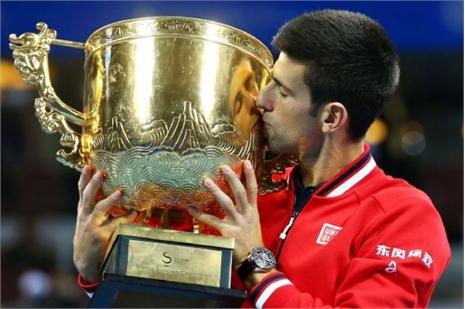 Hạ Nadal, Djokovic lần thứ 6 vô địch China Open