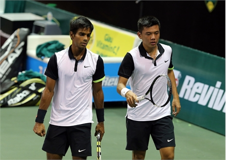 Hoàng Nam sớm bị loại ở giải VietNam Open