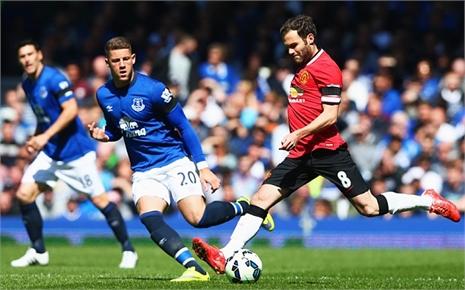 Everton 0-3 M.U: Rooney thông nòng (H2)