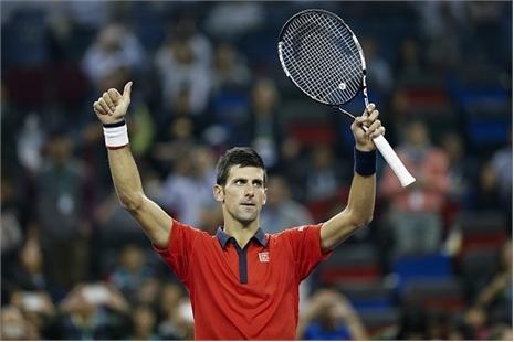 Vùi dập Murray, Djokovic vào chung kết Thượng Hải Masters