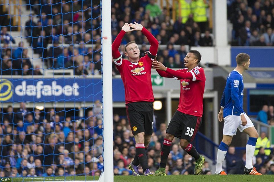 Everton, M.U, Goodison Park, Quỷ đỏ, Van Gaal