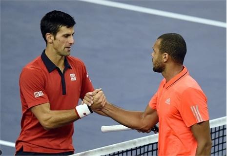 Djokovic lập kỷ lục vô địch Thượng Hải Masters