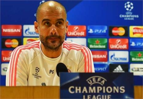 Pep Guardiola: 'Arsenal có lợi thế vượt qua Bayern'