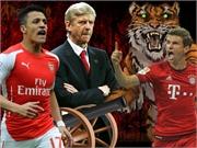 Arsenal - Bayern: Run sợ trước nanh 'Hùm'
