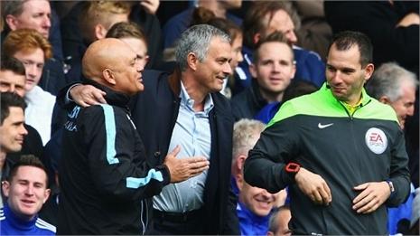Mourinho phét lác về cú 'ăn 4' của Chelsea