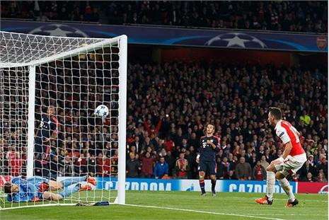 Arsenal: Những trái tim quả cảm