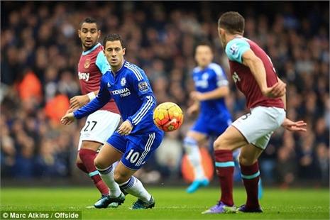 Mourinho & Matic bị đuổi, Chelsea thua bẽ bàng