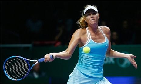Sharapova khởi đầu thuận lợi ở WTA Finals