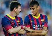 Bị Messi che mờ, Neymar tháo chạy sang M.U