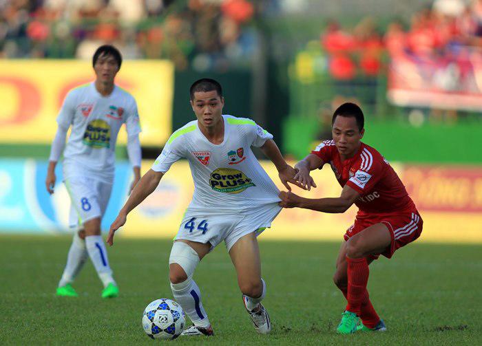 VPF, VFF, Cao Văn Chóng, tiền, tỷ, V.League