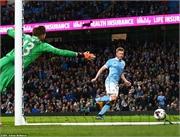 Highlights: Man City 5-1 Crystal Palace