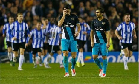 Bị loại sớm tốt cho M.U và Arsenal