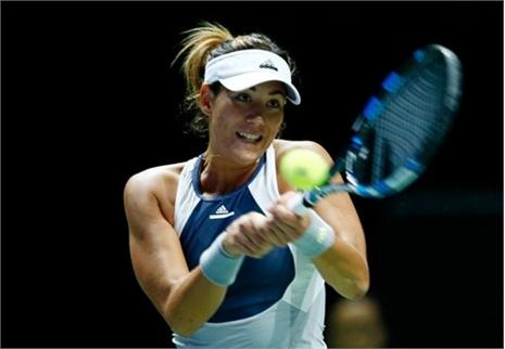 Muguruza, Kvitova đoạt vé bán kết WTA Finals