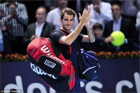 Quật ngã Nadal, Federer đăng quang Basel Open