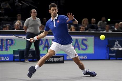 Hạ Nadal, Wawrinka chiến Djokovic ở bán kết