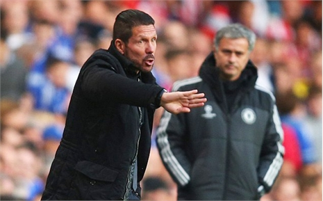 Simeone 'bật đèn xanh' để chiếm ghế Mourinho