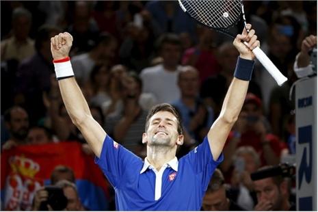 Đả bại Murray, Djokovic lập 2 kỷ lục ở Paris