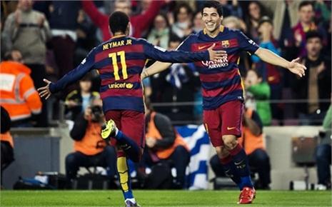 Neymar nhảy Samba, Barcelona thắng đậm Villarreal