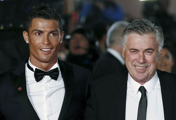 Ronaldo, CR7, Real, Bồ, con trai, quý tử, PSG