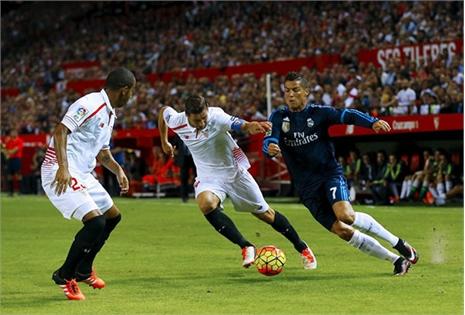 Real cẩn thận: Ronaldo đang buồn!