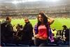 Vì Ronaldo, fan nữ gợi cảm mắng Benitez