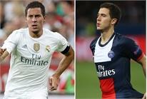 """PSG """"đại chiến"""" với Real giành chữ ký Hazard"""