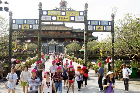 Hue ancient citadel tops tourist destinations in Vietnam, travel news, Vietnam guide, Vietnam airlines, Vietnam tour, tour Vietnam, Hanoi, ho chi minh city, Saigon, travelling to Vietnam, Vietnam travelling, Vietnam travel, vn news