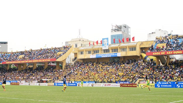 Image result for hang day stadium