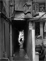 Unnamed alleys - the charm of Hanoi