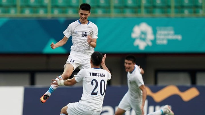 Quang Hai among top 6 Asian Games stars, Sports news, football, Vietnam sports, vietnamnet bridge, english news, Vietnam news, news Vietnam, vietnamnet news, Vietnam net news, Vietnam latest news, vn news, Vietnam breaking news