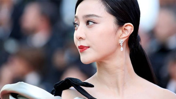 Fan Bingbing, Chinese star, 'not socially responsible'