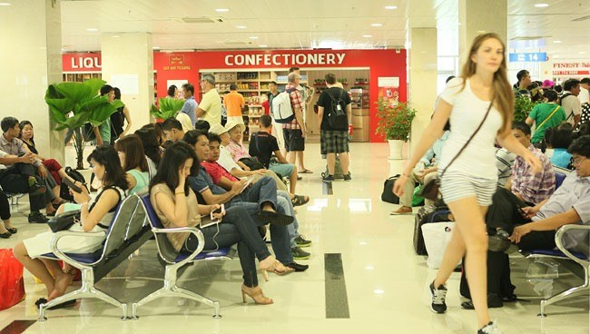 Domestic airlines' punctuality improves in eight months, social news, vietnamnet bridge, english news, Vietnam news, news Vietnam, vietnamnet news, Vietnam net news, Vietnam latest news, vn news, Vietnam breaking news