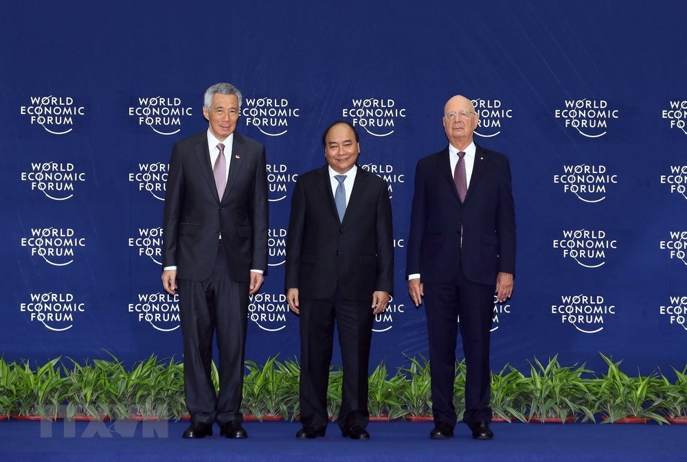 WEF ASEAN 2018 opens in Hanoi, vietnam economy, business news, vn news, vietnamnet bridge, english news, Vietnam news, news Vietnam, vietnamnet news, vn news, Vietnam net news, Vietnam latest news, Vietnam breaking news