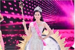 Four of the youngest Miss Vietnam winners