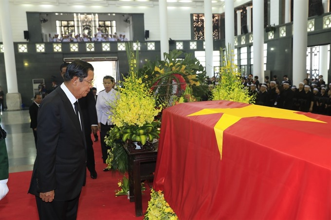 Foreign friends pay tribute to late President Tran Dai Quang, Government news, Vietnam breaking news, politic news, vietnamnet bridge, english news, Vietnam news, news Vietnam, vietnamnet news, Vietnam net news, Vietnam latest news, vn news