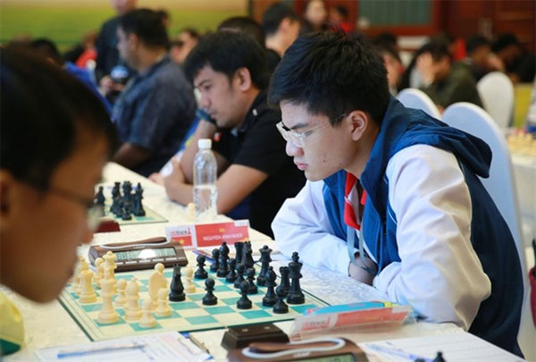 Seventh round of Chess Olympiad, Vietnam beat Canada, Vietnam economy, Vietnamnet bridge, English news about Vietnam, Vietnam news, news about Vietnam, English news, Vietnamnet news, latest news on Vietnam, Vietnam
