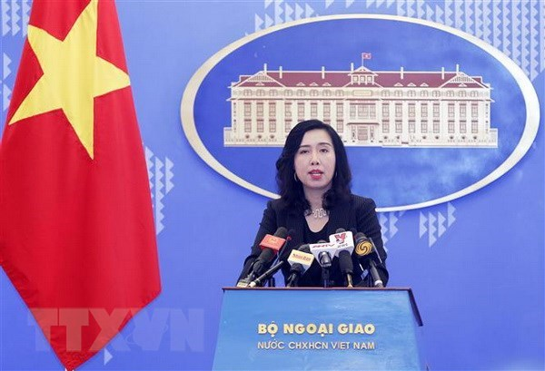 Vietnam calls for positive contributions to peace, stability in seas, oceans,Government news, Vietnam breaking news, politic news, vietnamnet bridge, english news, Vietnam news, news Vietnam, vietnamnet news, Vietnam net news, Vietnam latest news, vn news