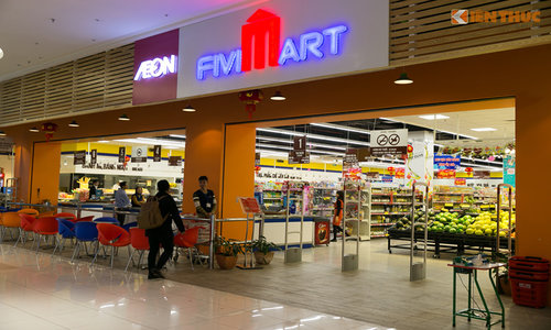 Vingroup acquires supermarket chain Fivimart, vietnam economy, business news, vn news, vietnamnet bridge, english news, Vietnam news, news Vietnam, vietnamnet news, vn news, Vietnam net news, Vietnam latest news, Vietnam breaking news