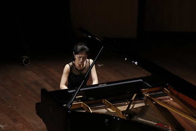 Japanese, Korean soloists to perform in HCM City