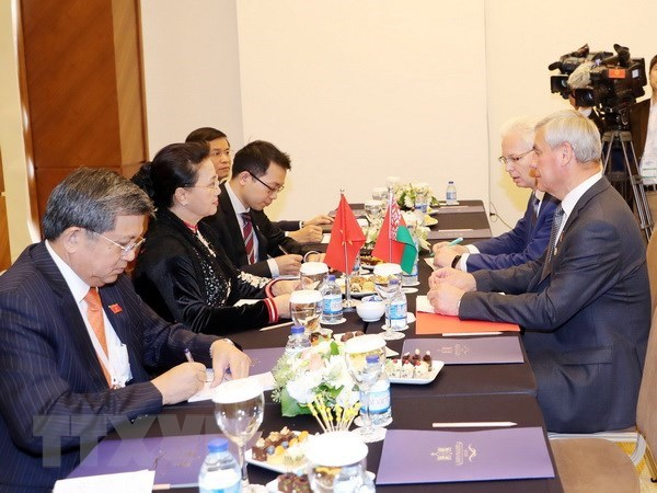 Hanoi seeks to boost ties with foreign cities; Rule of law crucial to peace, development: Ambassador; Ethiopian President asks Vietnam to reopen embassy in Addis Ababa; Top legislator meets Kazakh lower house chairman in Turkey