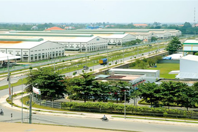Industrial real estate sector booms