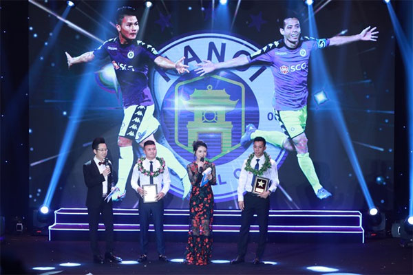 Quyet named V.League Player of the Year