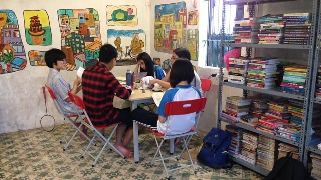 "A 'triple-zero"" library by a young student, entertainment events, entertainment news, entertainment activities, what's on, Vietnam culture, Vietnam tradition, vn news, Vietnam beauty, news Vietnam, Vietnam news, Vietnam net news, vietnamnet news, vietnamn"