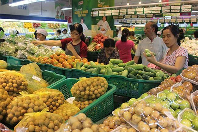 Vegetable, fruit exports surpass crude oil for first time