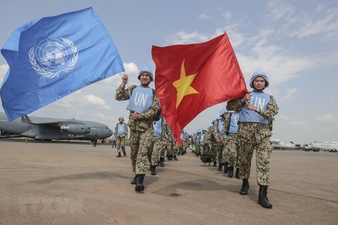 Vietnam's peacekeeping mission in South Sudan grabs int'l headlines, Government news, Vietnam breaking news, politic news, vietnamnet bridge, english news, Vietnam news, news Vietnam, vietnamnet news, Vietnam net news, Vietnam latest news, vn news