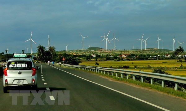 Ninh Thuan to have four new wind power plants by year-end, vietnam economy, business news, vn news, vietnamnet bridge, english news, Vietnam news, news Vietnam, vietnamnet news, vn news, Vietnam net news, Vietnam latest news, Vietnam breaking news