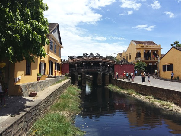 Hoi An, Japanese Bridge, wastewater treatment station, Vietnam economy, Vietnamnet bridge, English news about Vietnam, Vietnam news, news about Vietnam, English news, Vietnamnet news, latest news on Vietnam, Vietnam