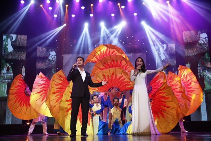 Concert honours children's songs by eminent Vietnamese composers, entertainment events, entertainment news, entertainment activities, what's on, Vietnam culture, Vietnam tradition, vn news, Vietnam beauty, news Vietnam, Vietnam news, Vietnam net news, vie