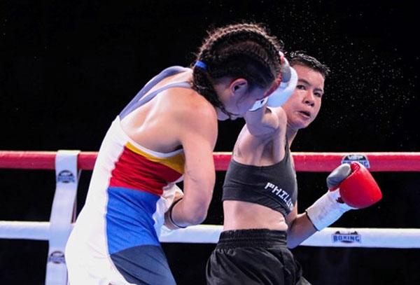 Hồ Chí Minh City Victory8 tournament, – Vietnamese boxer Nguyen Thi Thu Nhi, Vietnam economy, Vietnamnet bridge, English news about Vietnam, Vietnam news, news about Vietnam, English news, Vietnamnet news, latest news on Vietnam, Vietnam