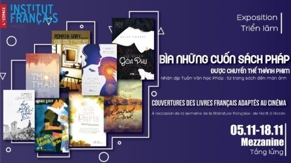 French literature week to kick off in Hanoi